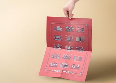 Vos affichez imprimées à Genève Carouge