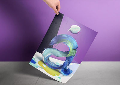Impression d'affiches A3 grand format
