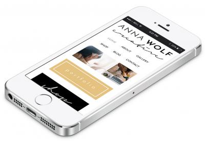 Votre site web mobile avec Colorset à Genève Carouge